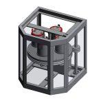 Centrifugal Deburring Machine – 1 Unit
