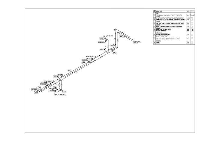 Corrosion Inhibitor Injection Skid – 4 Units